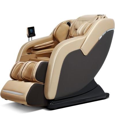 按摩椅 SL导轨智能大屏App蓝牙音乐家用太空舱零重力全身按摩椅 专属定制力王椅