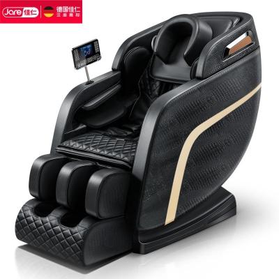 A6太空舱电动按摩沙发 液晶大屏触控+双SL导轨+玉石机芯+3D脚底滚轮
