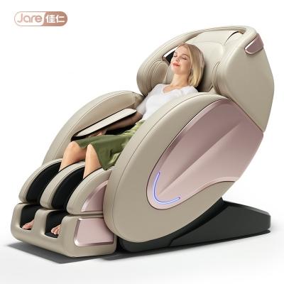 佳仁JR-E8电动新款豪华舱按摩椅小腿揉捏多功能太空全自动家用全身