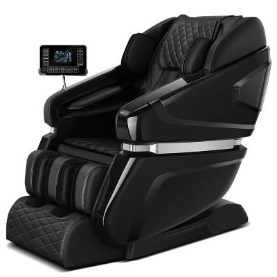 佳仁新款智能按摩椅家用全自动全身揉捏电动太空豪华舱多功能 大平板智感操控 全身按摩效果