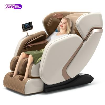 佳仁JR-L6按摩椅家用全身多功能按摩豪华零重力太空舱